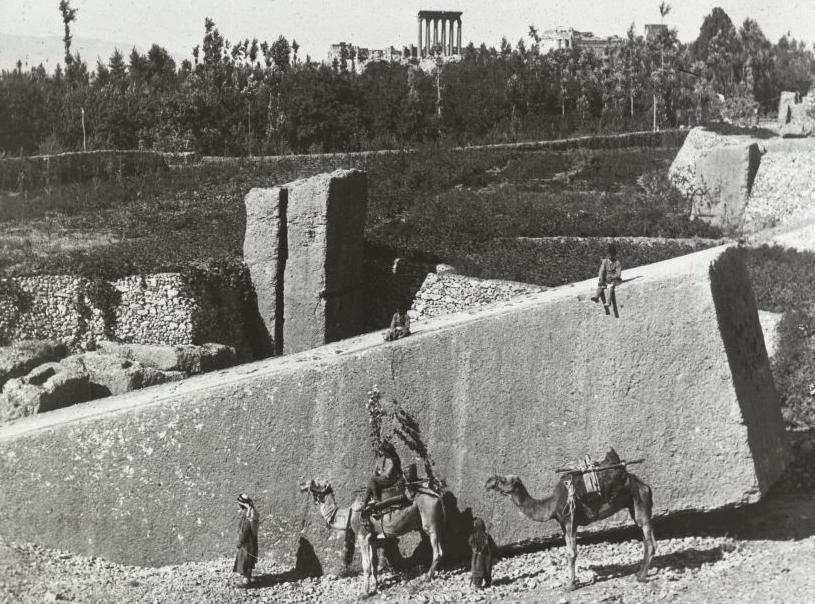 Gåtefulle gamle monolitter