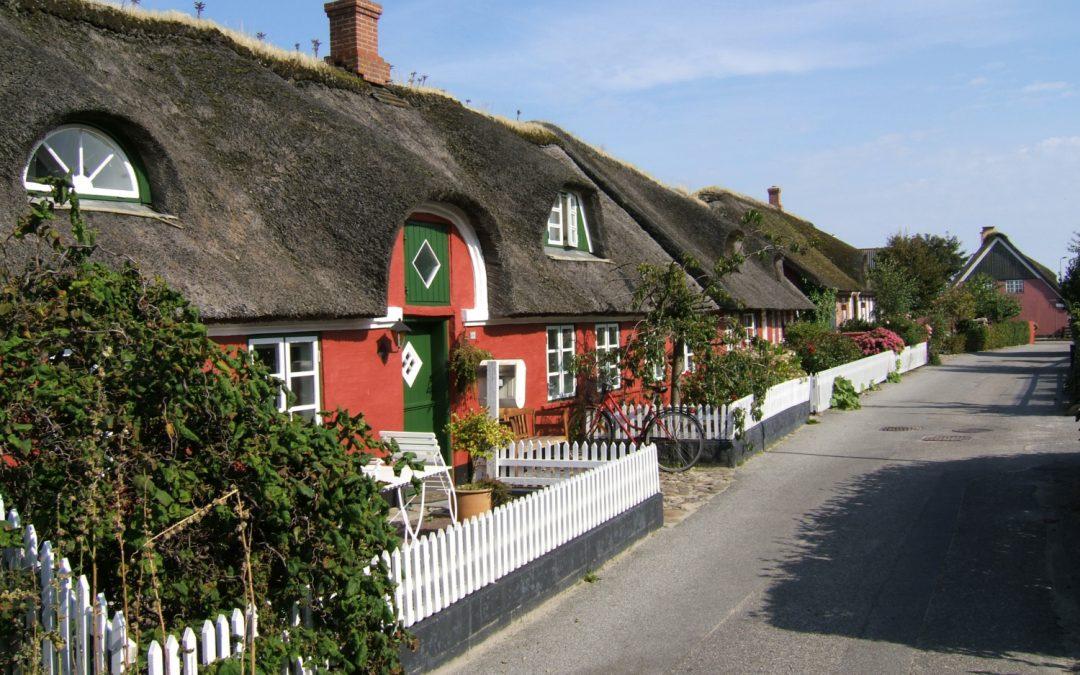 Det er deilig å være dansk i Danmark!